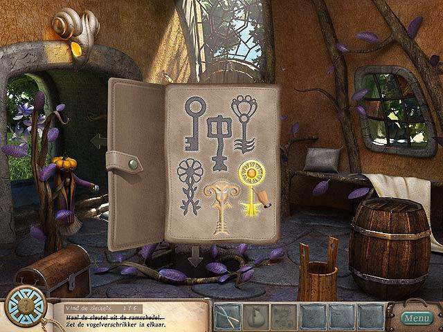 Spel Screenshot 1 Achter het Spiegelbeeld