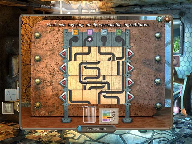 Spel Screenshot 2 Achter het Spiegelbeeld