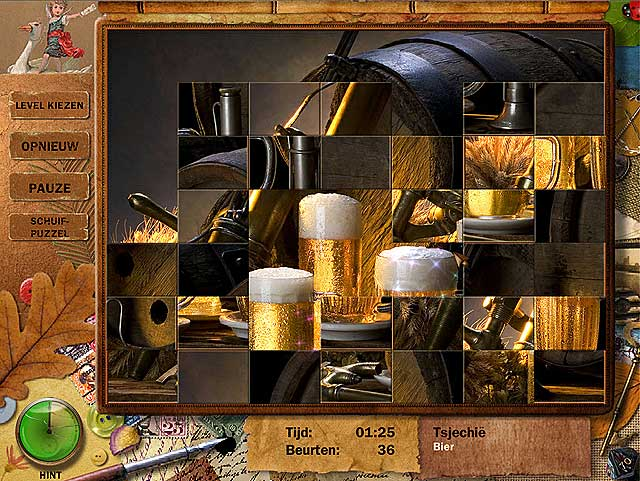 Spel Screenshot 3 Adore Puzzle 2: Flavors of Europe