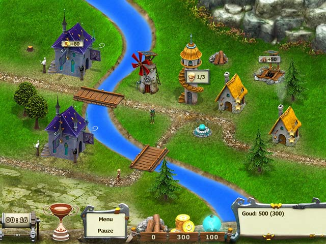Spel Screenshot 1 Age of Adventure: Playing the Hero