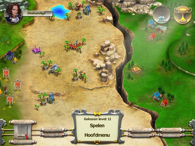 Spel Screenshot 2 Age of Adventure: Playing the Hero