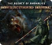 Feature Screenshot Spel The Agency of Anomalies: Huiveringwekkend Hospitaal