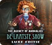 The Agency of Anomalies: De Laatste Show Luxe Edit