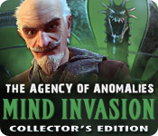 Feature Screenshot Spel The Agency of Anomalies: Mind Invasion Collector's Edition