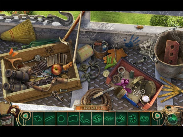 Spel Screenshot 1 The Agency of Anomalies: Mind Invasion Collector's Edition