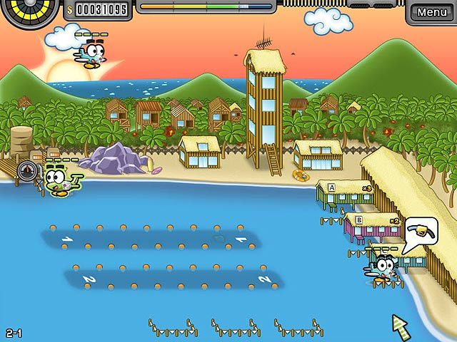 Spel Screenshot 2 Airport Mania 2: Wild Trips