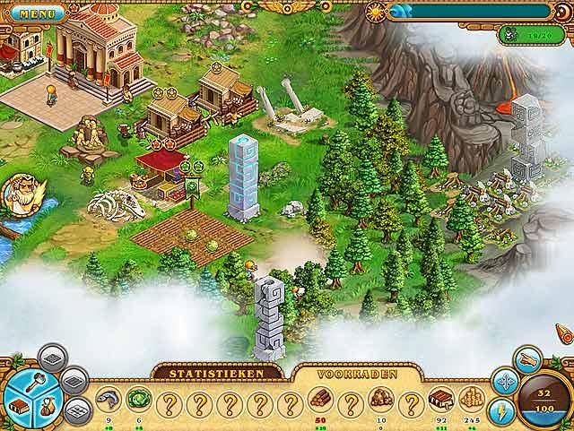 Spel Screenshot 2 All My Gods