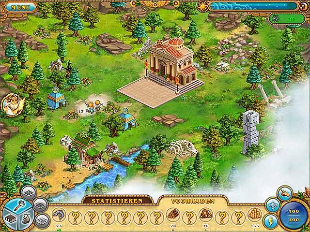 Spel Screenshot 3 All My Gods