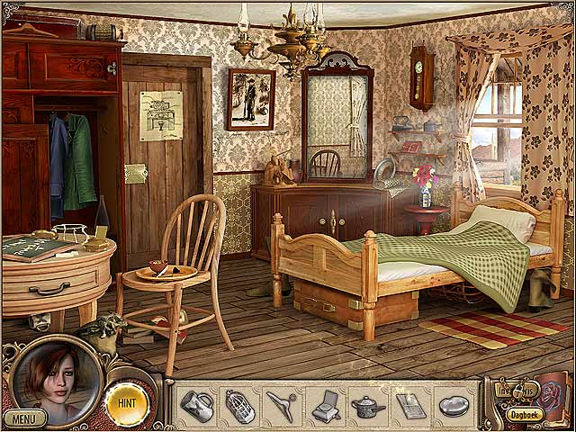 Spel Screenshot 1 Amanda Rose: The Game of Time