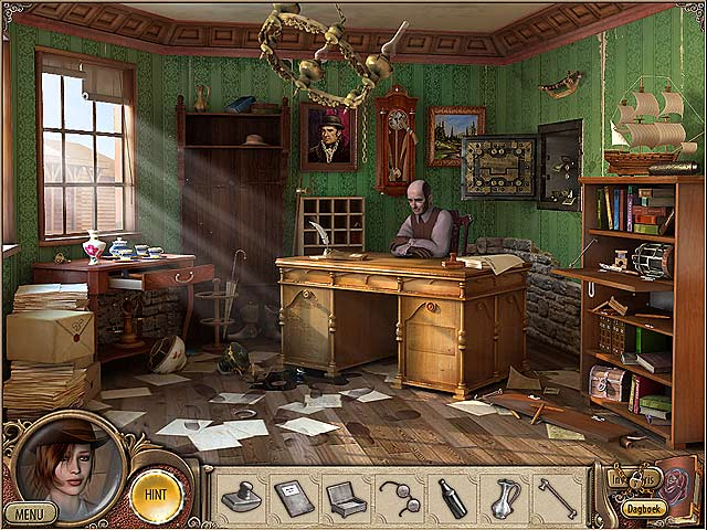 Spel Screenshot 2 Amanda Rose: The Game of Time