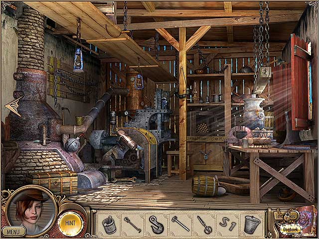 Spel Screenshot 3 Amanda Rose: The Game of Time