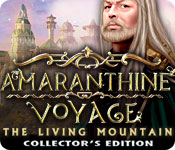 Feature Screenshot Spel Amaranthine Voyage: The Living Mountain Collector's Edition