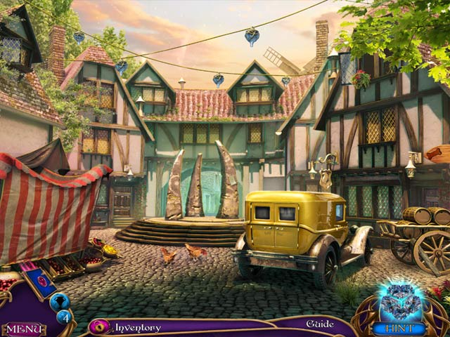 Spel Screenshot 2 Amaranthine Voyage: The Living Mountain Collector's Edition