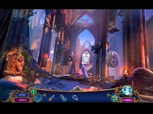 Spel Screenshot 1 Amaranthine Voyage: The Obsidian Book Collector's Edition