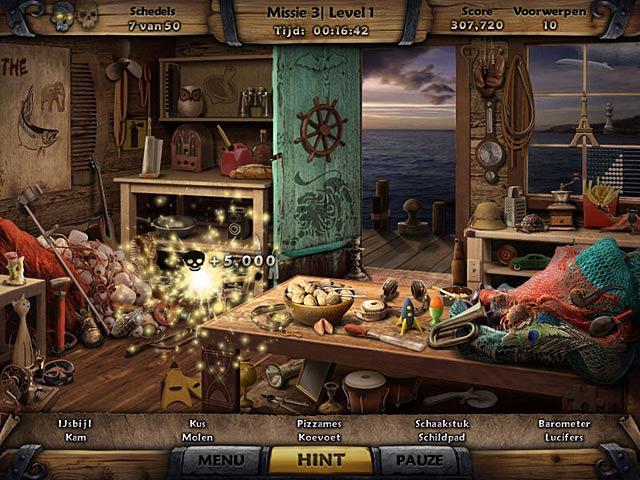 Spel Screenshot 1 Amazing Adventures: The Caribbean Secret