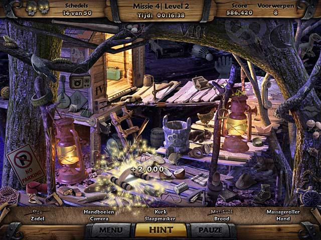 Spel Screenshot 3 Amazing Adventures: The Caribbean Secret