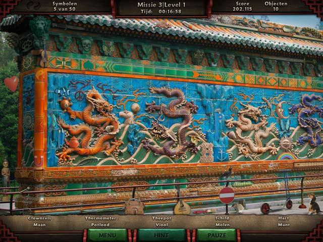 Spel Screenshot 2 Amazing Adventures: The Forgotten Dynasty