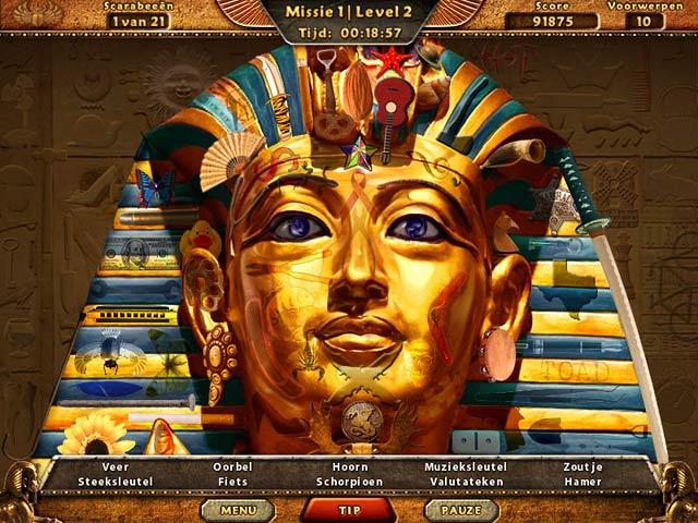Spel Screenshot 2 Amazing Adventures: The Lost Tomb