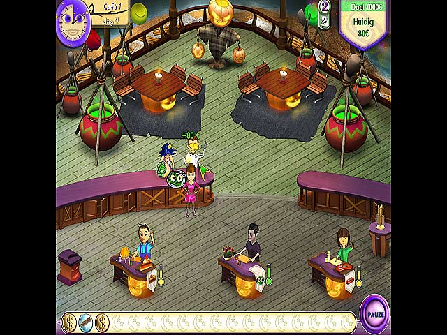 Amelie's Cafe: Halloween img