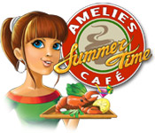 Feature Screenshot Spel Amelie's Cafe: Summer Time