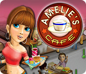 Feature Screenshot Spel Amelie's Cafe