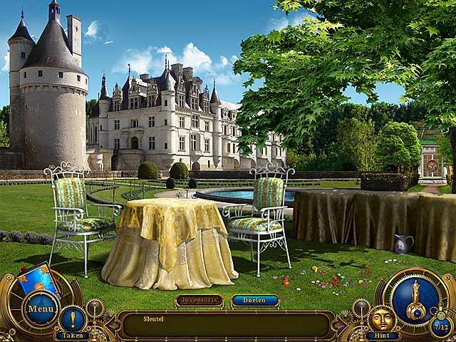 Spel Screenshot 2 Amulet of Time: Een Schaduw over La Rochelle