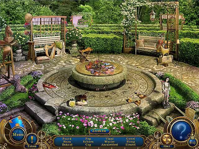 Spel Screenshot 3 Amulet of Time: Een Schaduw over La Rochelle