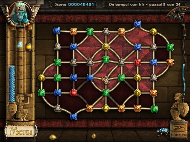 Spel Screenshot 2 Ancient Quest of Saqqarah