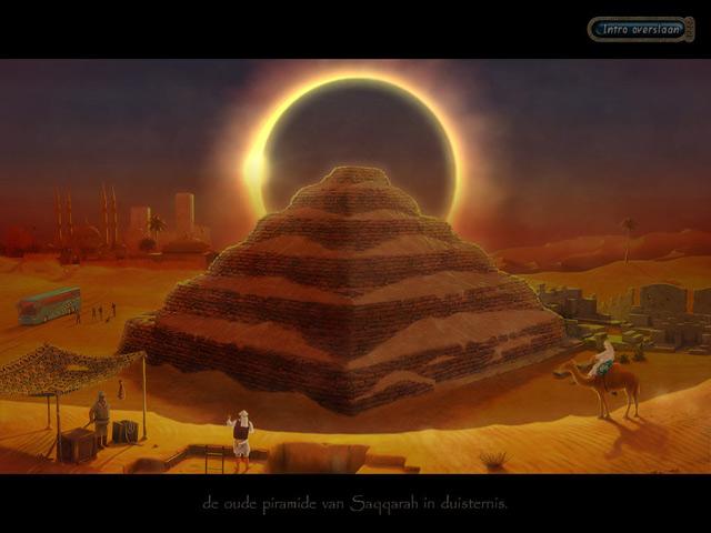 Spel Screenshot 3 Ancient Quest of Saqqarah