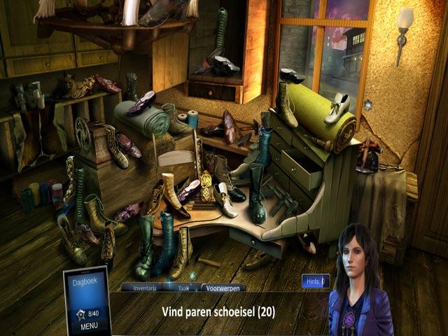 Spel Screenshot 2 Angelica Weaver: Pak me Dan Als Je Kan