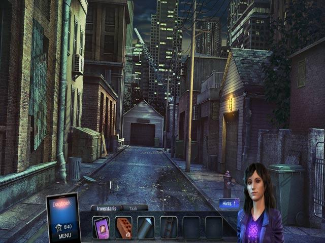 Spel Screenshot 3 Angelica Weaver: Pak me Dan Als Je Kan