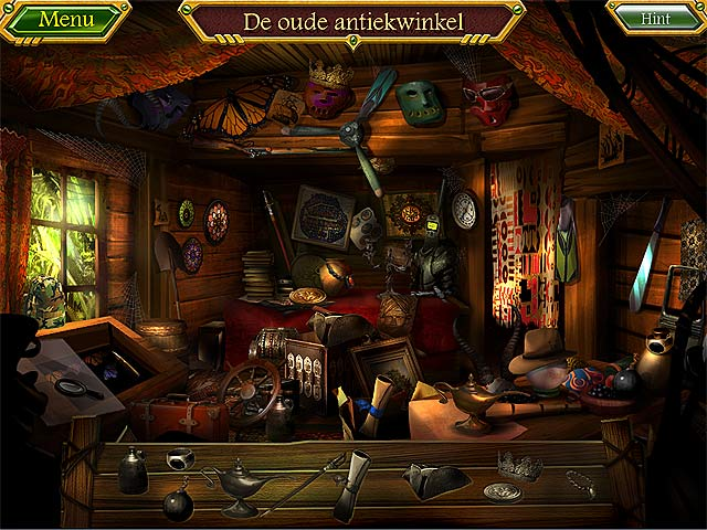 Spel Screenshot 1 Arizona Rose and the Pirates' Riddles