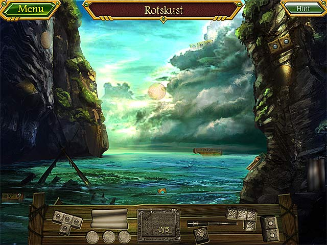 Spel Screenshot 3 Arizona Rose and the Pirates' Riddles