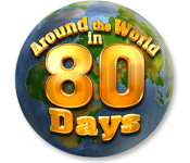 Feature Screenshot Spel Around the World in 80 Days