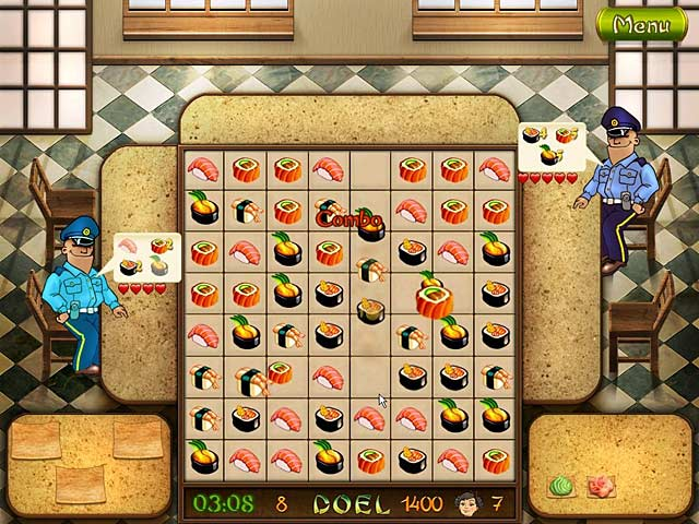 Spel Screenshot 3 Asami's Sushi Shop