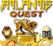 Feature Screenshot Spel Atlantis Quest