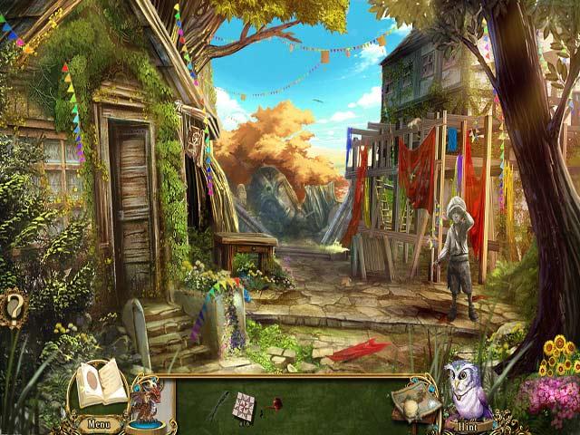 Spel Screenshot 1 Awakening: Het Kasteel in de Lucht