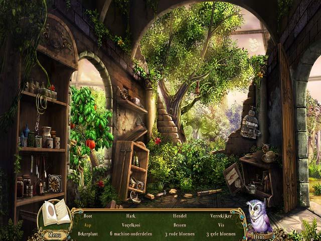 Spel Screenshot 2 Awakening: Het Kasteel in de Lucht