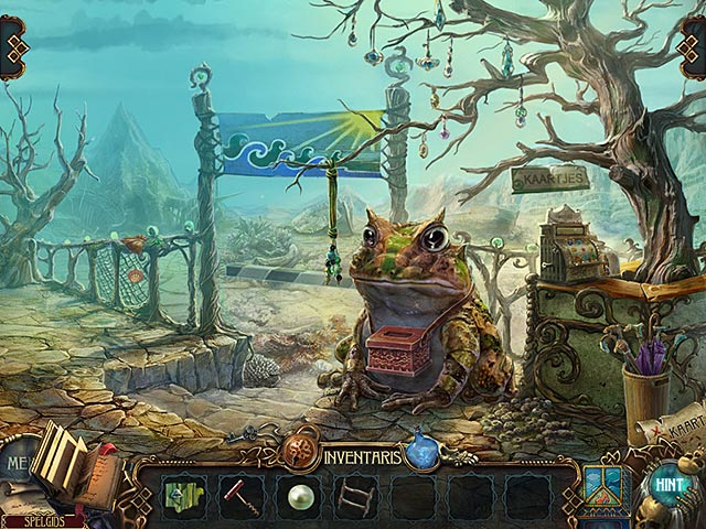 Spel Screenshot 2 Azada: Elementa Luxe Editie