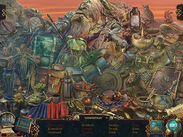Spel Screenshot 3 Azada: Elementa Luxe Editie