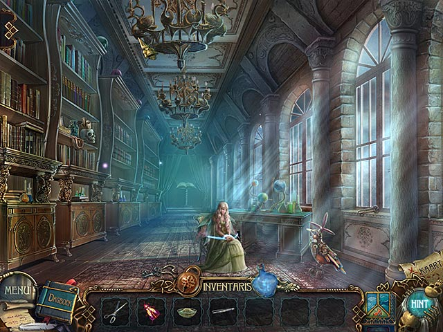 Spel Screenshot 3 Azada: Elementa