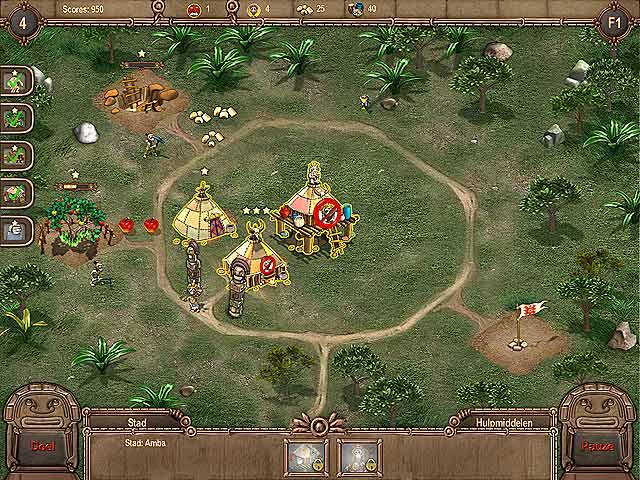 Spel Screenshot 1 Aztekenstam