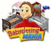 Feature Screenshot Spel Babysitting Mania