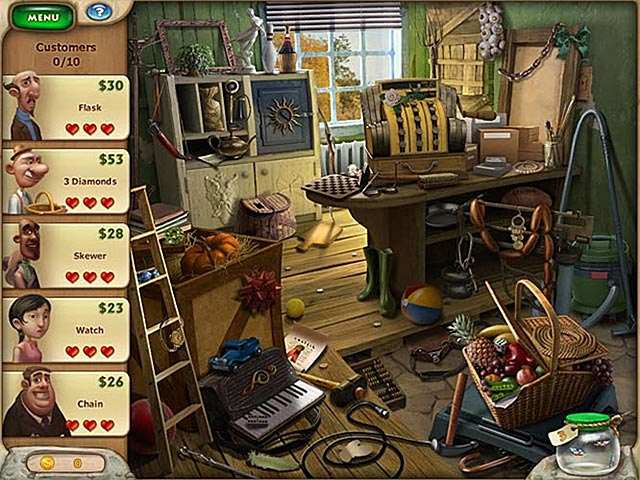 Spel Screenshot 2 Barn Yarn