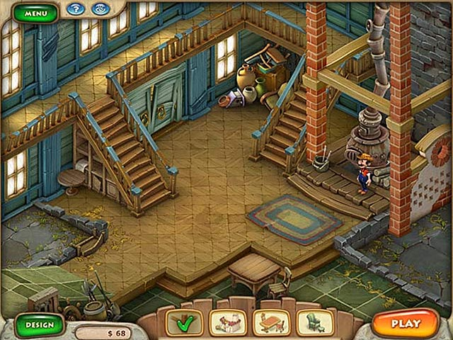 Spel Screenshot 3 Barn Yarn