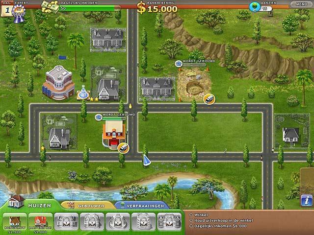 Spel Screenshot 2 Be Rich