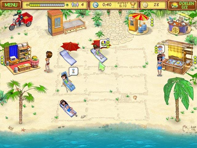 Spel Screenshot 3 Beach Party Craze