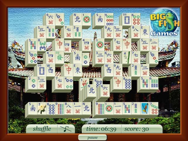 Spel Screenshot 3 Beijing Mahjong's