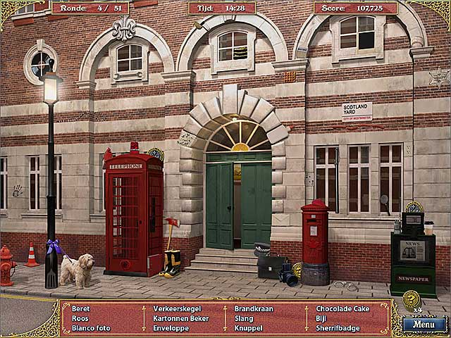 Spel Screenshot 2 Big City Adventure: London Classic