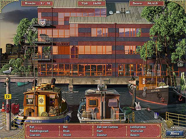 Spel Screenshot 3 Big City Adventure: London Classic